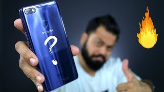 INFINIX NOTE 5 UNBOXING & REVIEW - SUPRISINGLY GOOD at ₹9,999