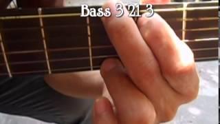 [guitar] HD guitar:Bài 7_Hòn đá cô đơn.