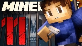THE PRISON DARKNESS! (Minecraft Prison: JAIL BREAK! EPISODE 11)