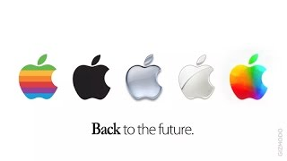 History of the Apple Logo