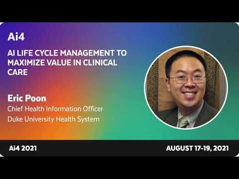 AI Life Cycle Management to Maximize Value in Clinical Care