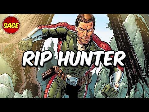 "Who is DC Comics Rip Hunter? ""Overwatch"" of Infinite Crisis."