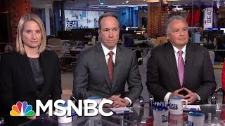When Lawyers For Top Mueller Witnesses Spoke Out On Live TV | The Beat With Ari Melber | MSNBC