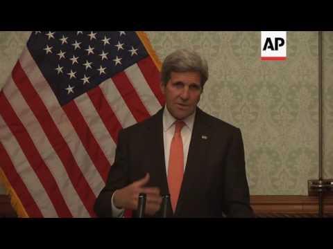 US Sec of State in Afghanistan