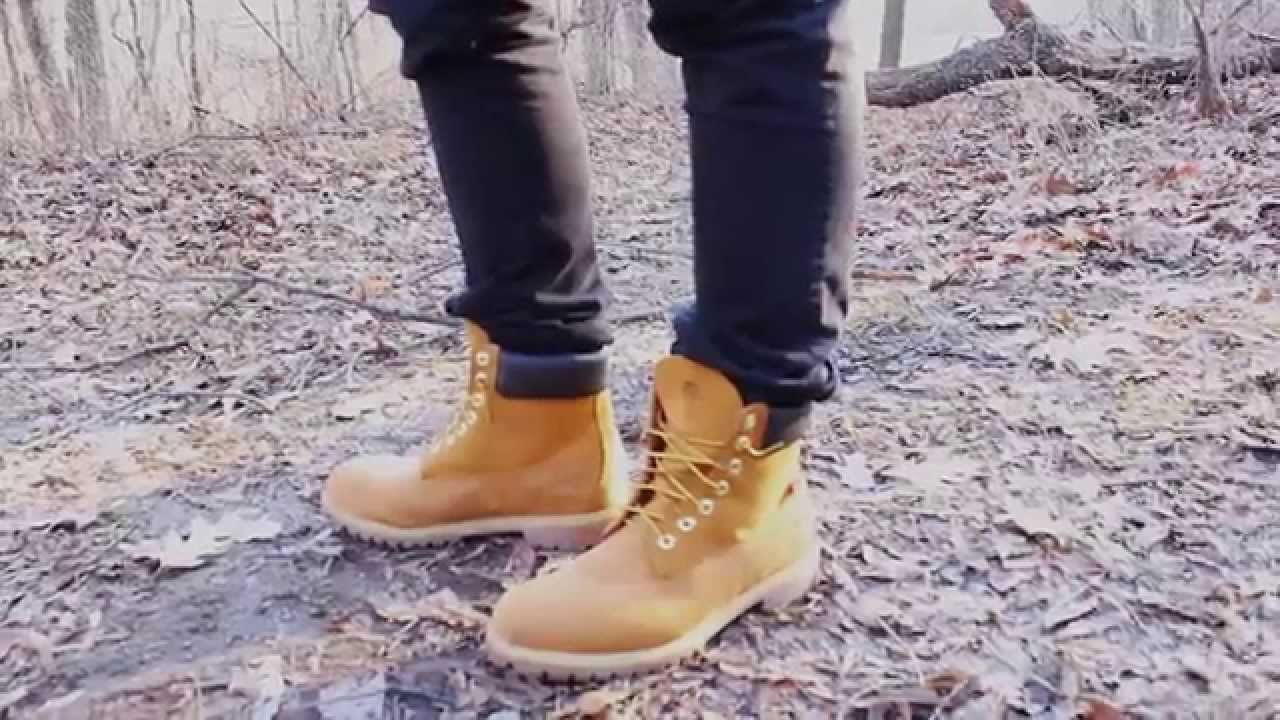 Supreme 2013 Fall Winter Timberlands x Supreme, Review & On