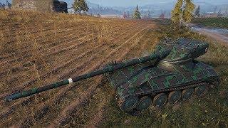 "WoT AMX 13 57 4003 DMG 1615 EXP 8 frags ""No Ammo So Ram"" - Siegfried Line"