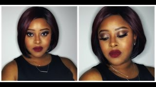 Makeup Tutorial| New Year