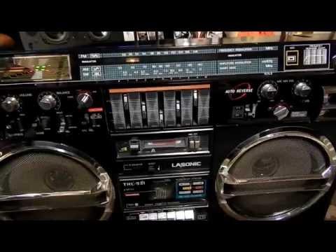 Lasonic i931 boombox doovi - Ghetto blaster lasonic i931 ...