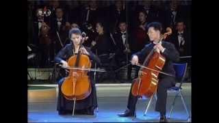 "[Cello Quartet] ""Smuglianka"", ""Kalinka"" {DPRK/Russian Music}"