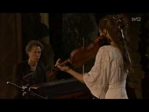 """Lisa Rydberg & Gunnar Idenstam - Vals efter Vilhelm Hedlund (trad., """"Bach på svenska"""")"""