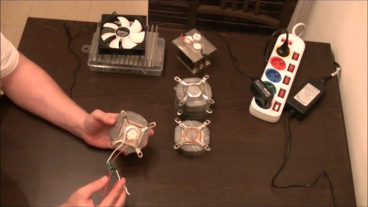 Jak Wykonać Lampę Led Do Akwarium Youtube