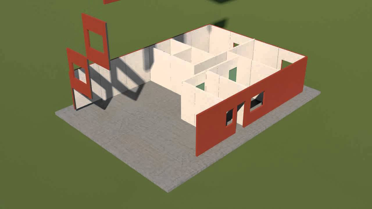 Good Low Price Houses For Africa   Construction System