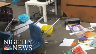 Teachers Sounding The Alarm Over 'Room Clear' Method | NBC Nightly News