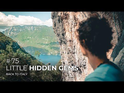 Adam Ondra #75: Back to Italy / Little Hidden Gems