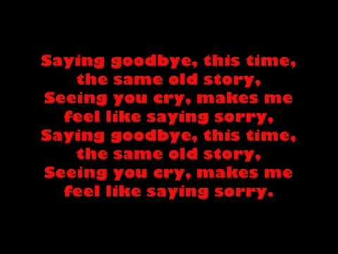 Hawthorne Heights - Saying Sorry Lyrics
