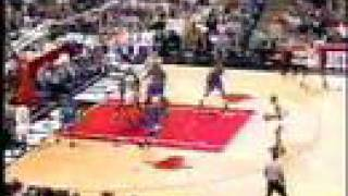 Chicago Bulls - Orlando Magic | 1996 Playoffs | ECF Game 1: Orlando
