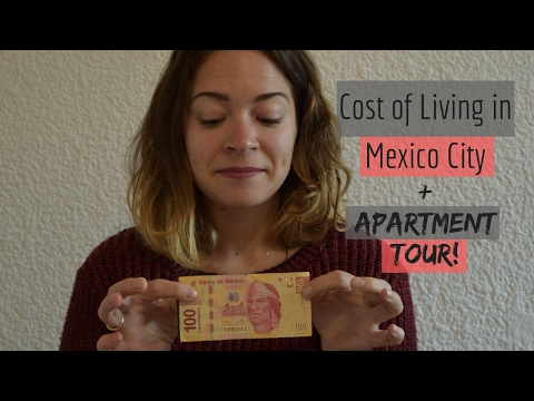 Cost of Living in Mexico City - Apartments!