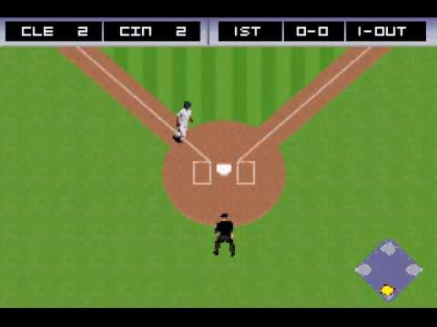 2K Sports - Major League Baseball 2K7 (GBA) - Vizzed.com GamePlay Mynamescox44