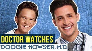 Real Doctor Reacts to DOOGIE HOWSER M.D. | Medical Drama Review