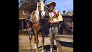 Roy Rogers - Ride Concrete Cowboy Ride