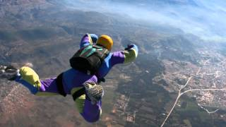 Airmoves Skydiving Beni Mellal Marokko / Habibi - Boomtang