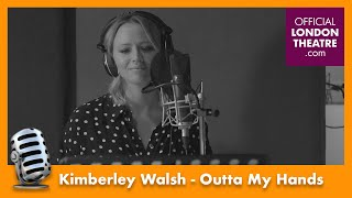 Kimberley Walsh performs 'Outta My Hands' from new musical Sleepless