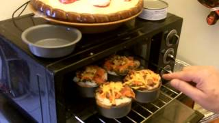 Make Mini Pie Pans With Tuna Cans And Make Great Leftover Dishes