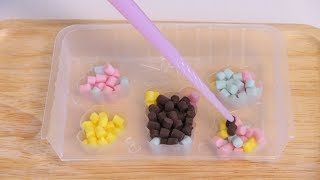 New DIY Candy Colorful Piece Chocolates Kit