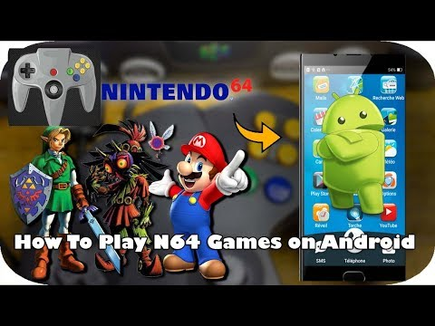 MegaN64 APK - How To Play N64 Games On Android [TUTORIAL 2020]