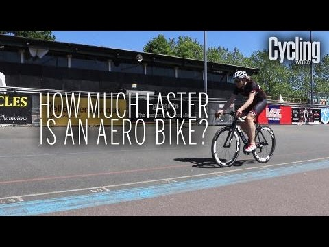 How Much Faster Is An Aero Bike? | Cycling Weekly