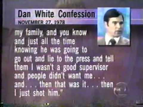 Moscone-Milk Killings 20th Anniversary News Report (KTVU-TV) Aired: 11/23/1998.