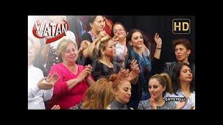 Ramazan Çelik & Sevgi Petek & Adıgüzel - Vatan TV Çiftetelli - Ankaranın Bağları  Dilara