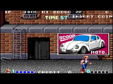 Ep 9 - Double Dragon - Arcade - One Credit Clear
