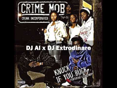 Crime Mob Ft. Lil Scrappy-Knuck If You Buck Club Remix 2k13