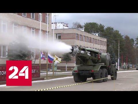 В российской армии коронавируса нет, весенний призыв в силе - Россия 24