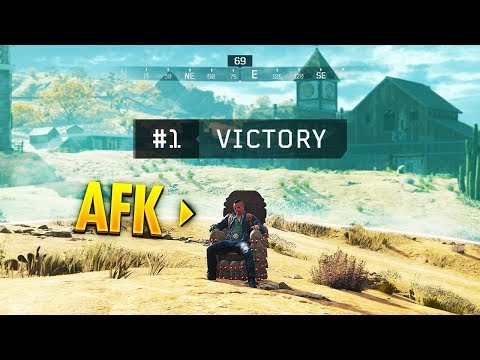 He Won While AFK    (Blackout WTF & Funny Moments #193)