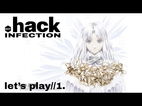 Let's Play .hack//INFECTION #1 | Halloween Special #1