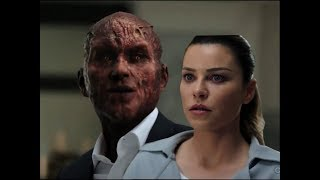 LUCIFER shows his true identity to CHOLE - Lucifer S03E24