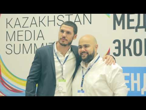 Kazakhstan Media Summit 2016 Video