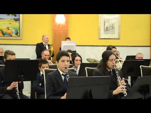 B M de Música de Santa Marta Club de Amigos Radio Andorra 19 10 2014