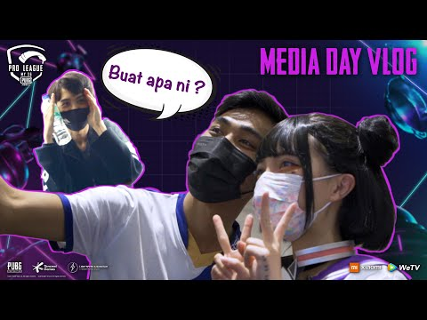 Temu Ramah Media Day ft. Miss J ♥ | PMPL MY/SG Musim Ke-3
