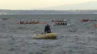 World Coastal Rowing Championship 2014 - 4+ men - 4απλό ανδρών