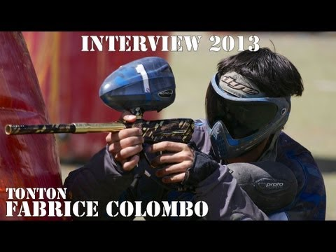 "Interview Fabrice Colombo ""Tavarez"" - Germany 2013 by 141paintball.com"