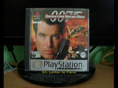 Tomorrow Never Dies (PS1) - Full Soundtrack (Game File Version) (480p)