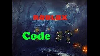 trungbui Roblox Theme Park HeideLand Halloween Code 2019!