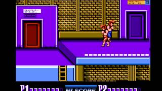 Double Dragon II - The Revenge - Double Dragon II - The Revenge w/ RetroGameNinja and GlazedKitten. - User video