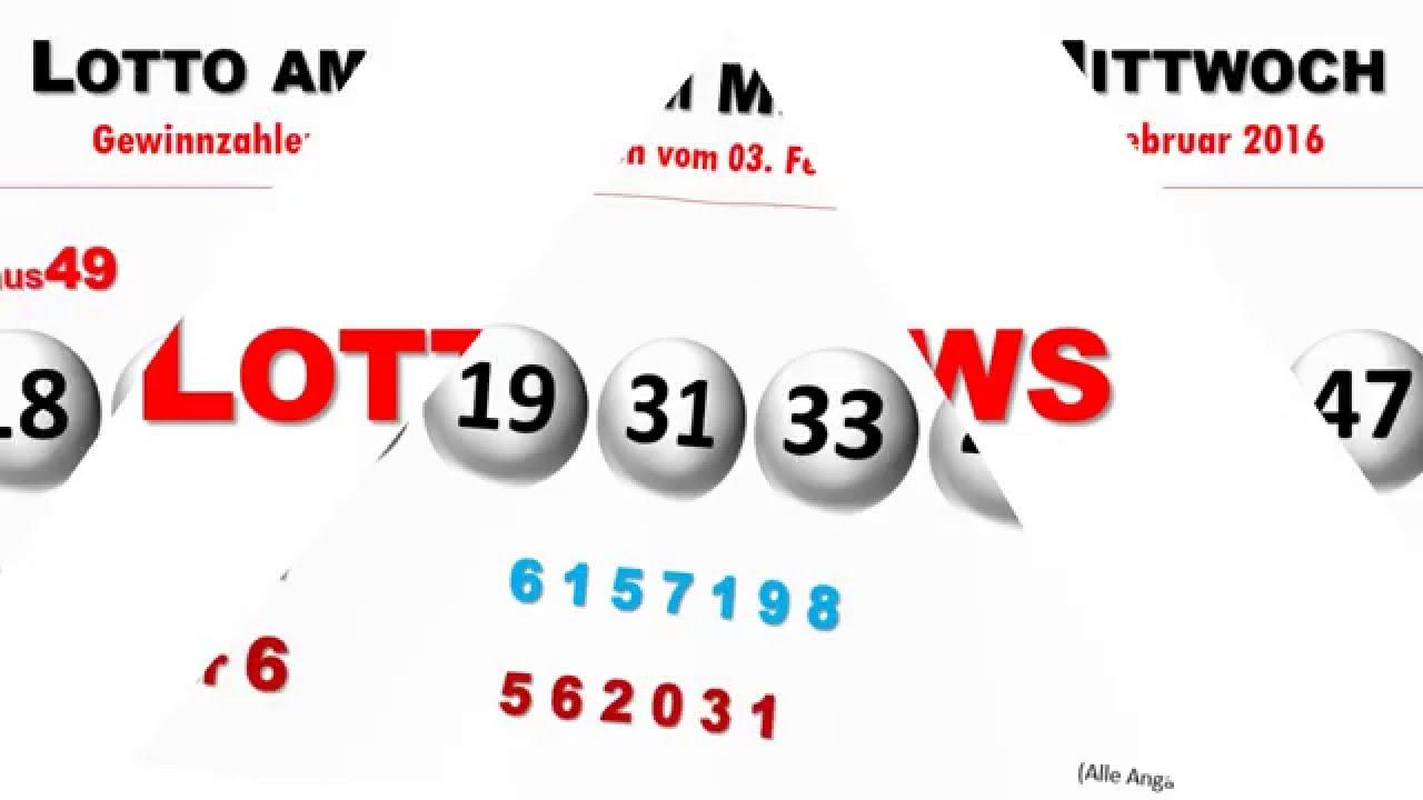 Lotto Mittwoch AnnahmeschluГџ Nrw