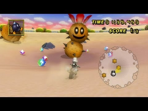 Mario Kart Wii - Unused/Beta Mission Mode - All gameplay modes and new discoveries!