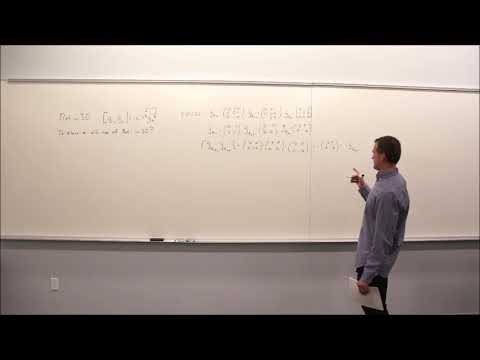 Particle Physics (2018) Topic 7: Spinors 1