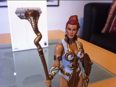 Masters of the Universe Classics Teela Review (German)
